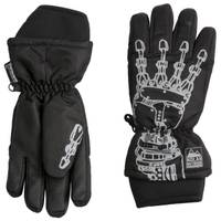 Nolan Originals Boy's Robot Ski Gloves from Blain's Farm and Fleet