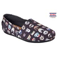 Skechers Women's Black Pup Smarts Alpargata Shoes from Blain's Farm and Fleet