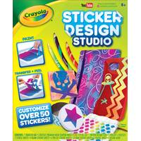 Crayola Sticker Design Studio from Blain's Farm and Fleet