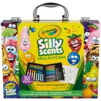 Crayola Silly Scents Mini Art Case from Blain's Farm and Fleet