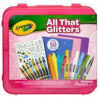 Crayola All That Glitters Art Case from Blain's Farm and Fleet