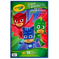 Crayola PJ Masks Giant Coloring Pages from Blain's Farm and Fleet