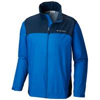 Columbia Sportswear Company M Glennaker Lake Rain Jkt Red Graph from Blain's Farm and Fleet