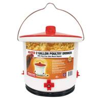 Farm Innovators Heated 2 Gallon Poultry Drinker from Blain's Farm and Fleet