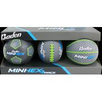 Baden Mini ball Set 3-Pack from Blain's Farm and Fleet