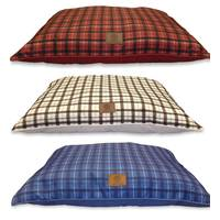 American Kennel Club Plaid Pet Pillow from Blain's Farm and Fleet