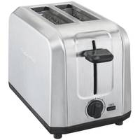 Hamilton Beach 2-Slice Brushed Stainless Steel Toaster from Blain's Farm and Fleet