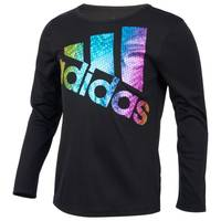 Adidas Girls' Colors Ignite Tee from Blain's Farm and Fleet