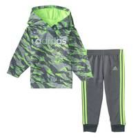 Adidas Baby Boys' Tiger Print Set from Blain's Farm and Fleet
