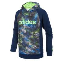 Adidas Little Boys' Fusion Hoodie Sweatshirt from Blain's Farm and Fleet