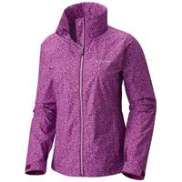 Columbia Sportswear Company Women's Nocturnal Switchback Print Jacket from Blain's Farm and Fleet