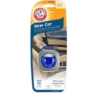 Hopkins Arm & Hammer Vent Clip Car Air Freshener from Blain's Farm and Fleet
