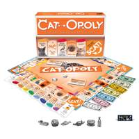 Late for the Sky CAT-OPOLY from Blain's Farm and Fleet