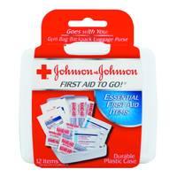 Johnson & Johnson First Aid To Go Kit from Blain's Farm and Fleet