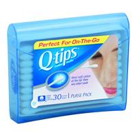 Q-Tips Cotton Swabs Purse Pack from Blain's Farm and Fleet