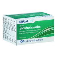 Equaline Alcohol Swabs from Blain's Farm and Fleet