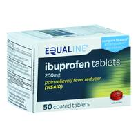 Equaline Ibuprofen Tablets from Blain's Farm and Fleet