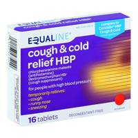 Equaline Cough/Cold HBP Tab from Blain's Farm and Fleet