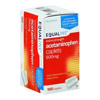 Equaline Extra Strength na Pain Relif Cap from Blain's Farm and Fleet