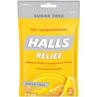 Halls Sugar Free Honey Lemon from Blain's Farm and Fleet