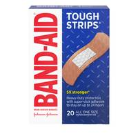 Band-Aid Bandages Tough Strip from Blain's Farm and Fleet