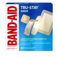 Band-Aid Comfort Sheer Bandages from Blain's Farm and Fleet