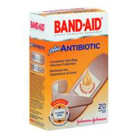 Band-Aid Antibiotic Assorted Bandages from Blain's Farm and Fleet