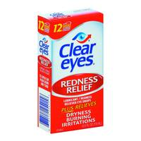 Clear Eyes Eye Drops 15ml from Blain's Farm and Fleet