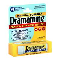 Dramamine Original Tablets from Blain's Farm and Fleet