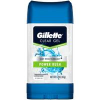 Gillette Deodorant Clear Gel Power Rush from Blain's Farm and Fleet