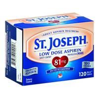 St. Joseph St Joseph Aspirin Tablets from Blain's Farm and Fleet
