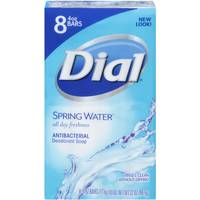 Dial Spring Water 8 Bar Soap from Blain's Farm and Fleet