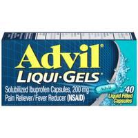 Advil Liqui-gels from Blain's Farm and Fleet