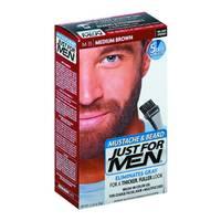 Just for Men 1ct Beard Medium Brown from Blain's Farm and Fleet