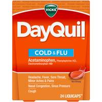 Vicks DayQuil Cold Flu Caps from Blain's Farm and Fleet