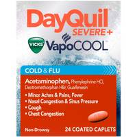 DayQuil Severe Cold Flu Cap from Blain's Farm and Fleet