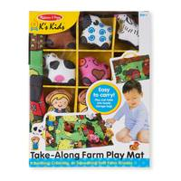 Melissa & Doug Take-Along Farm Play Mat from Blain's Farm and Fleet