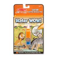Melissa & Doug Water Wow! Safari Water Reveal Pad from Blain's Farm and Fleet