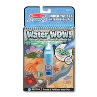 Melissa & Doug Water Wow! Under The Sea Water Reveal Pad from Blain's Farm and Fleet