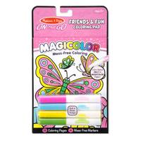 Melissa & Doug Friendship & Fun Magicolor Coloring Pad from Blain's Farm and Fleet