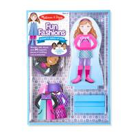 Melissa & Doug Fun Fashions Magnetic Dress-Up from Blain's Farm and Fleet