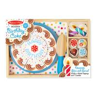Melissa & Doug Birthday Cake from Blain's Farm and Fleet