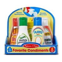 Melissa & Doug Favorite Condiments from Blain's Farm and Fleet