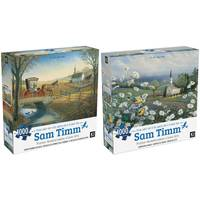 Karmin International 1000-Piece Sam Timm Puzzle Assortment from Blain's Farm and Fleet