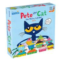 Briarpatch Pete the Cat Missing Cupcakes Game from Blain's Farm and Fleet