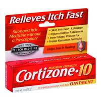 Cortizone 10 Itch Medicine Ointment from Blain's Farm and Fleet
