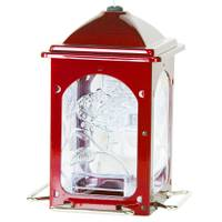 Homestead Meadow Scarlet Seed Feeder from Blain's Farm and Fleet
