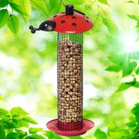 North States Industries, Inc. Ladybug Birdfeeder from Blain's Farm and Fleet
