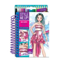 Style Me Up Red Carpet Sketch-to-Go from Blain's Farm and Fleet