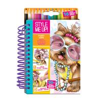Style Me Up Puppy Love Sketch-to-Go from Blain's Farm and Fleet